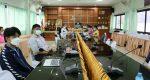 การเก็บรวบรวมข้อมูลผู้อำนวยการสถานศึกษา  ประกอบการเลื่อนเงินเดือน ครั้งที่  2 (1 ตุลาคม 2564)